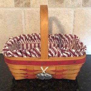 Longaberger 1997 Sweet Treats basket